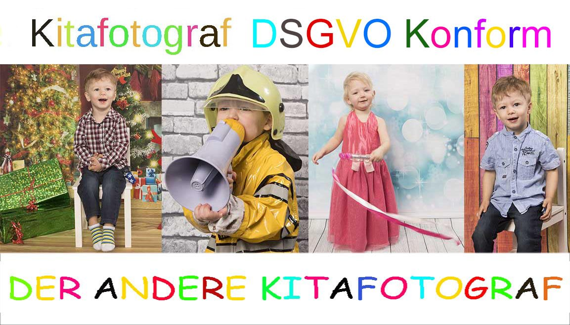 Der Kitafotograf DSGVO Konform, Kita Fotograf Datenschutz Grundverordnung,