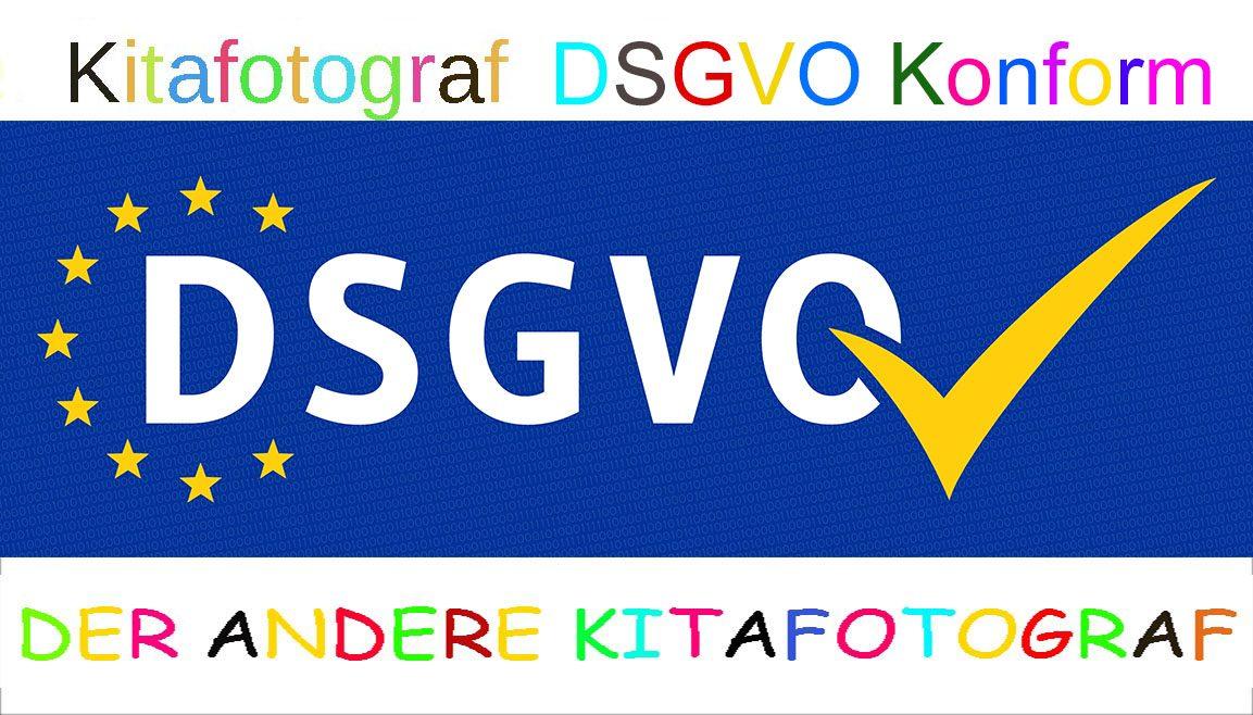 Kitafotograf DSGVO