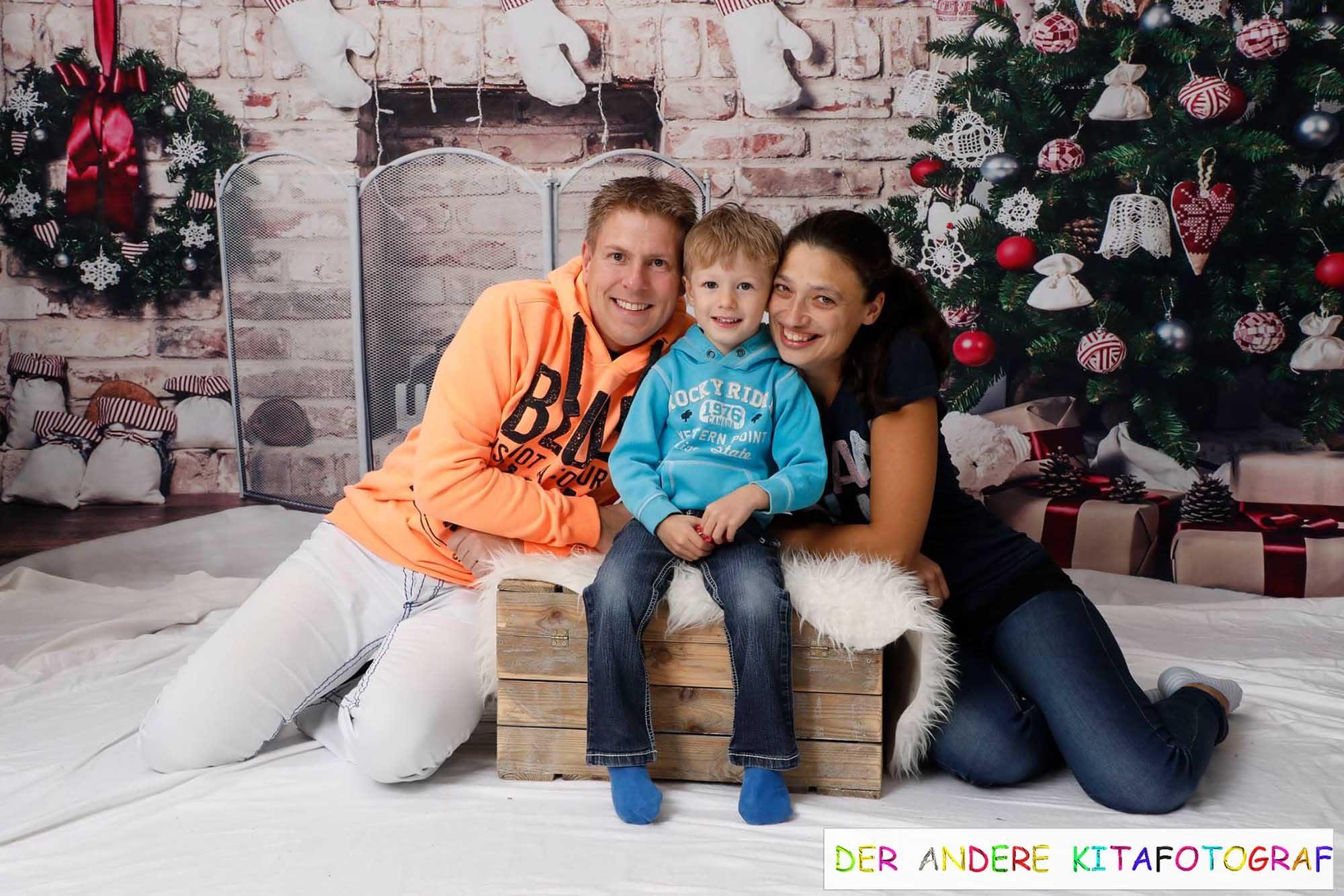 Fotograf Weihnachtsfoots Familienfoots Familienfotograf Weihnachten